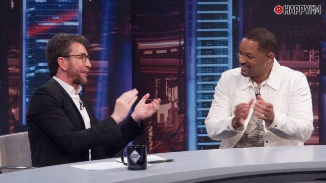 'El Hormiguero': Pablo Motos y Will Smith reflexionan sobre el miedo y las redes sociales lo aplauden