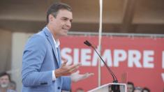 Pedro Sánchez, secretario general del PSOE @Twitter