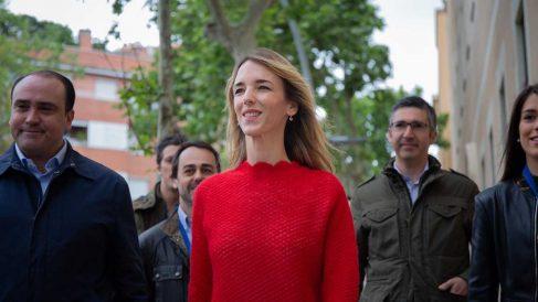Cayetana Álvarez de Toledo. Foto: Europa Press