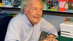 Fotografía de archivo (14/06/2014), del exministro, escritor, periodista y divulgador científico Eduard Punset que ha fallecido este miércoles en Barcelona a los 82 años tras un larga enfermedad. Foto: EFE