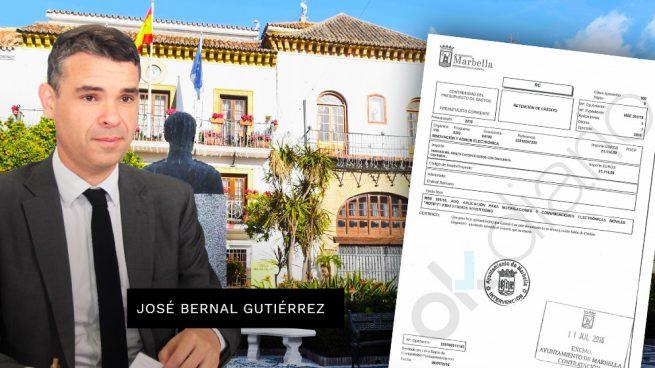 José Bernal, candidato del PSOE al Ayuntamiento de Marbella