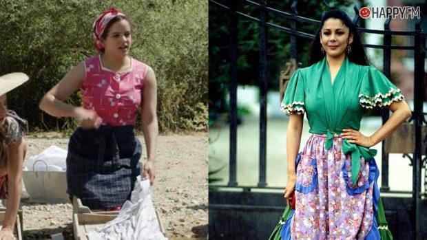 Isabel Pantoja y Rosalía