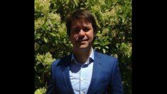 Javier García, candidato de Vox por Hospitalet