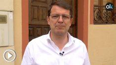 Alfonso Fernández Mañueco, candidato del PP a presidir la Junta de Castilla y León.