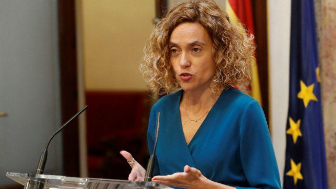 Censura: el Congreso echa a un periodista de OKDIARIO por publicar imágenes del despachazo de Iglesias