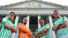 Nueva camiseta del Betis (RealBetisBalompie.es)