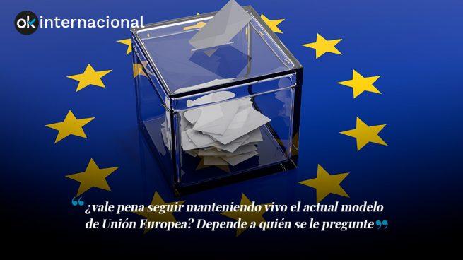 ¿A quién votar en las europeas?