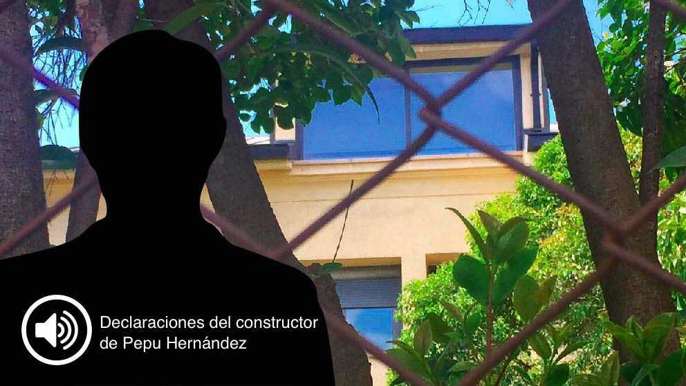 El constructor de Pepu hernández, candidato del PSOE al Ayuntamiento de Madrid