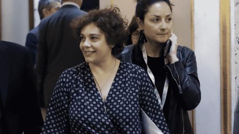 Gloria Elizo, vicepresidenta del Congreso por Podemos @EFE