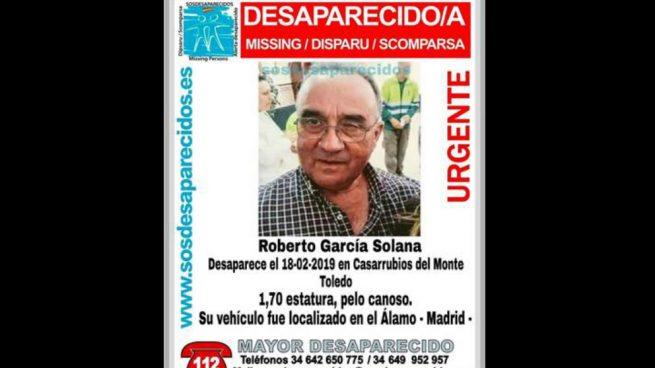 La Guardia Civil detiene a un sospechoso por la desaparición y asesinato del vecino de Casarrubios