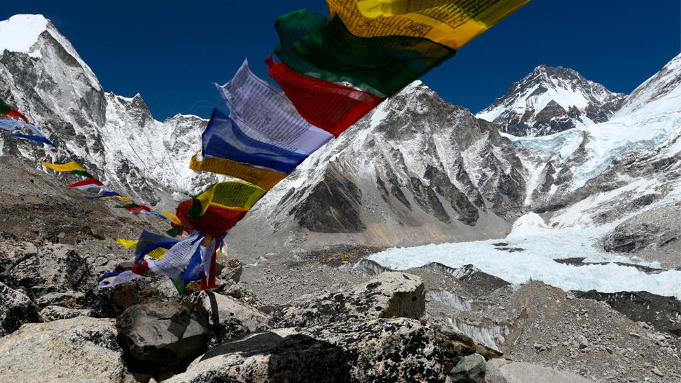 Everest (AFP)