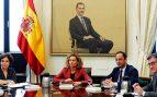 """Así fue la reunión en el Congreso sobre los presos: bronca, gritos y embestidas del PSOE a «las derechas"""""""
