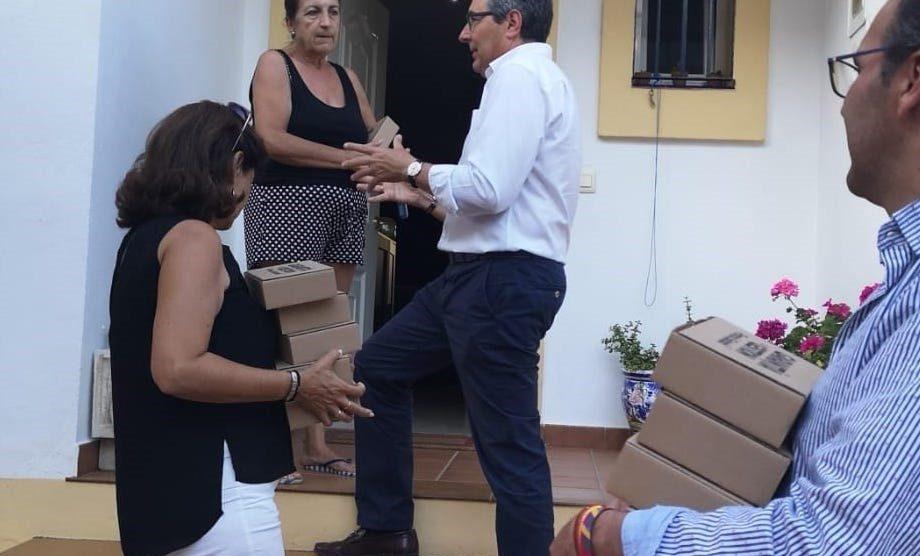 Francis Salado, candidato del PP de Rincón de la Victoria @Twitter