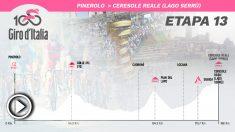 Etapa 10 del Giro de Italia, hoy viernes 24 de mayo