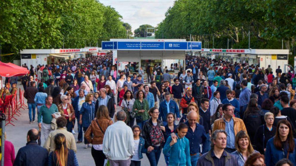Descubre los horarios de la Feria del Libro de Madrid 2019