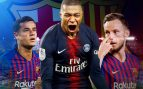 El Barça prepara un ofertón por Mbappé