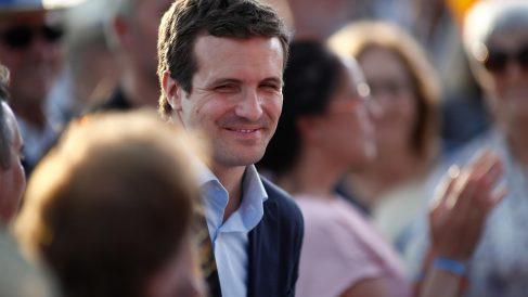 Pablo Casado, presidente del PP @EP