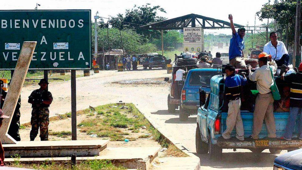 Militares leales al régimen de Nicolás Maduro. Foto: AFP