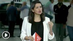 Inés Arrimadas en un acto de Ciudadanos en Valencia @Twitter