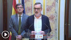 José Manuel Villegas, secretario general de Ciudadanos. (Foto: Europa Press)