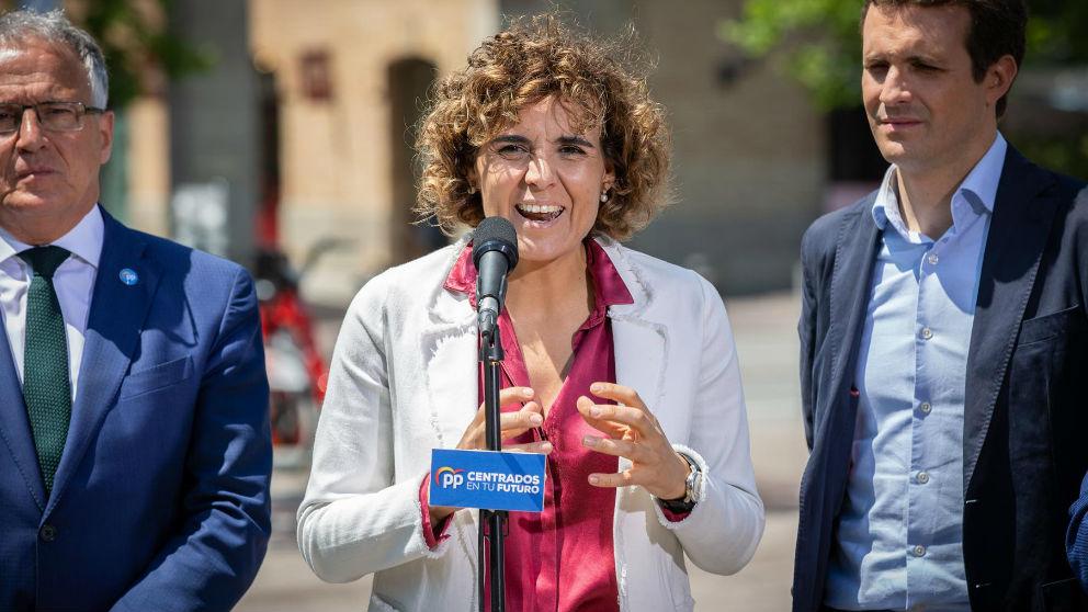 Dolors Montserrat. Foto: Europa Press