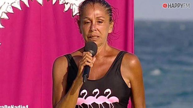 Isabel Pantoja, protagonista de Supervivientes 2019