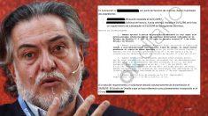 Pepu Hernández y el informe oficial del Ayuntamiento de Madrid.