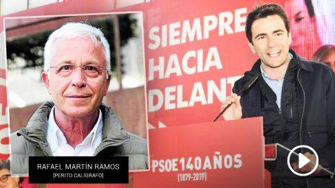 El candidato del PSOE de Santander, Pedro Casares, implicado en el fraude de las firmas falsas
