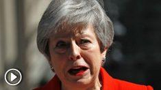Theresa May. Foto: AFP