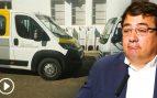 Vara usa medios públicos para organizar su mitin de cierre de campaña en Badajoz