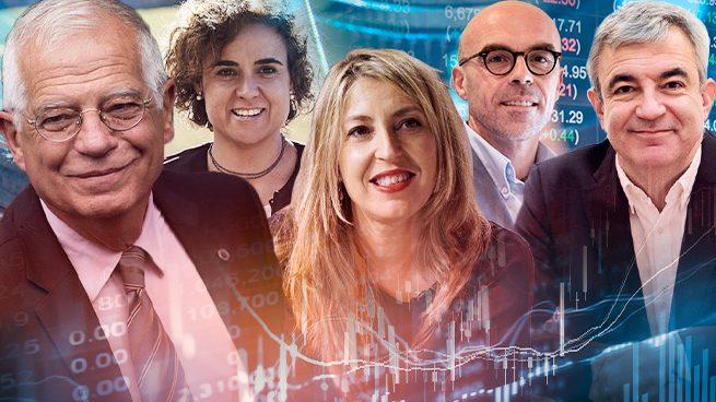 Las propuestas económicas para las elecciones europeas: la creación de un seguro centra el debate