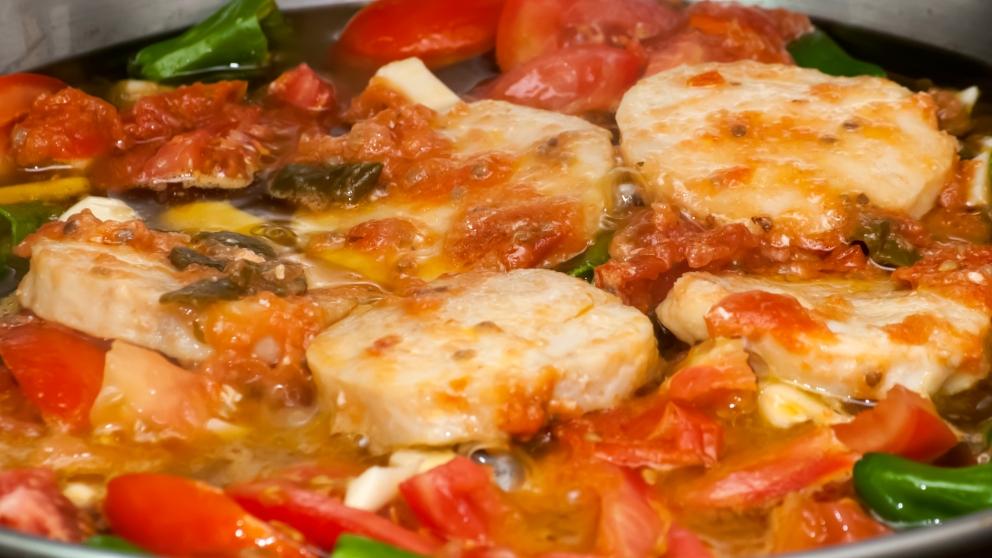 receta de la merluza a la riojana