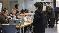 Colegio electoral en España @Istock