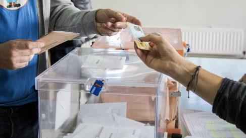 Urnas de elecciones @Istock