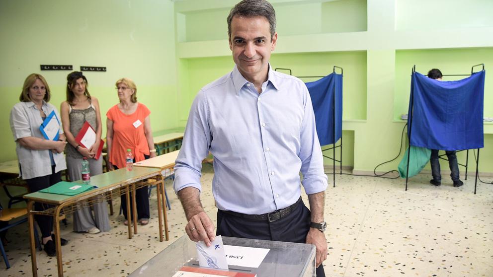 Kyriakos Mitsotakis (Foto: AFP)