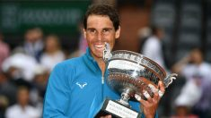 Rafa Nadal inicia su camino hacia un nuevo título en Roland Garros (Getty).