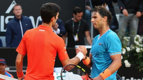 Nadal y Djokovic debutan en Roland Garros. (Getty)