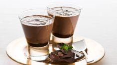 Receta de Ponche crema de chocolate