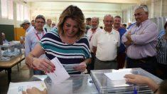Susana Díaz, socialista en Andalucía @EP