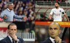 Setién, Roberto Martínez, Xavi y Allegri, los favoritos para sustituir a Valverde