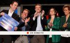 Elecciones municipales, autonómicas y europeas 2019: Resultados y reacciones, en directo
