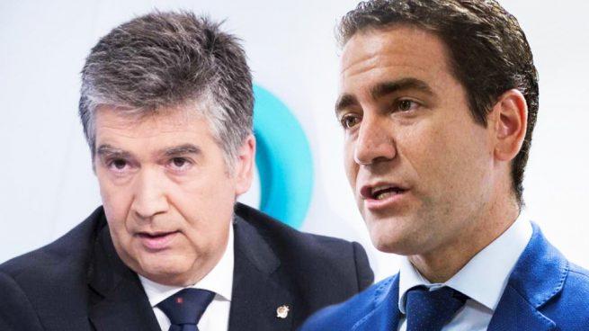 Casado sitúa de forma provisional a García Egea y Cosidó como portavoces parlamentarios
