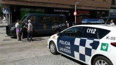 La Policía Nacional en Las Rozas