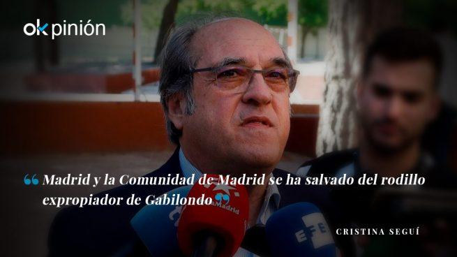 Madrid, primera atalaya de la libertad