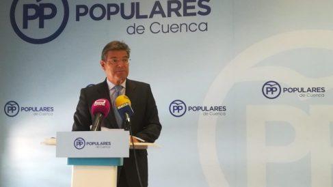 Rafael Catalá, ex ministro de Justicia del PP @EP
