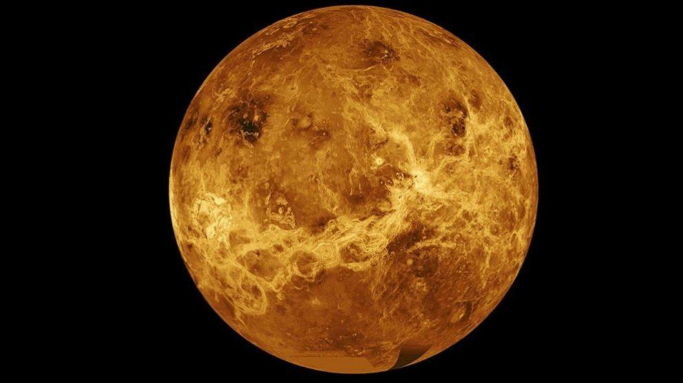 Venus. Foto: NASA