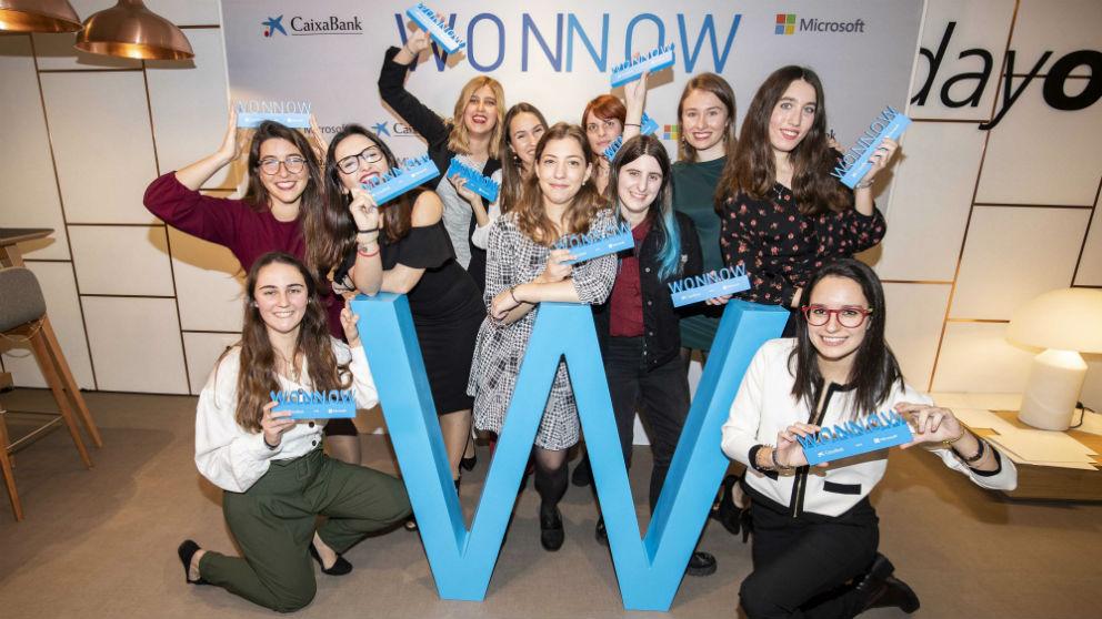 Premios Wonnow (Foto: CaixaBank)