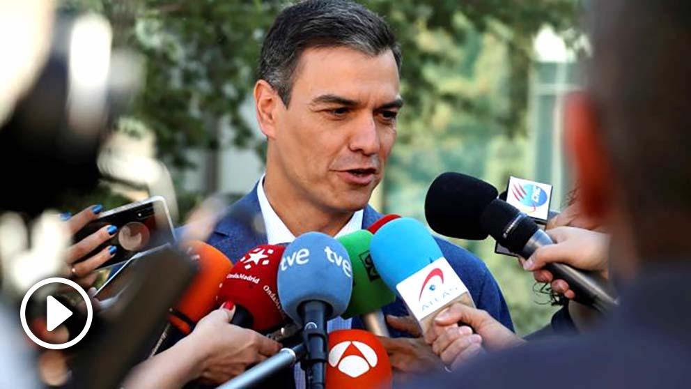 Sánchez pide a los partidos políticos que «reconsideren» su posición