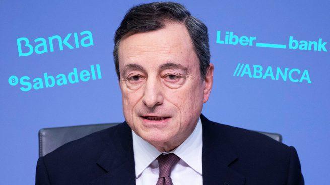 El BCE aprieta con una fusión y apunta a Bankia-Sabadell o Abanca-Liberbank
