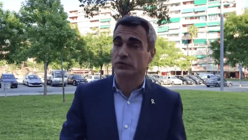 Joan Ramón Casals, director de la Oficina de Quim Torra @Twitter